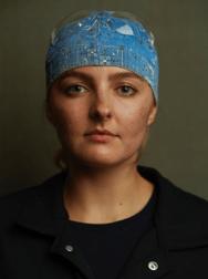 A Female Union Member Employee